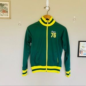 Nike University of Oregon Ducks Athletic Jacket